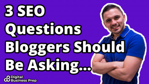 seo questions bloggers face
